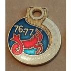 1976-77 Rockhampton Rugby League Club Member Badge