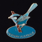 2011 BirdLife WA Splendid Fairy-Wren Pin Badge