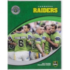 2007 Canberra Raiders NRL Stamp and Medallion Pack