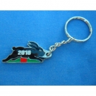 2010 South Sydney Rabbitohs NRL Member Keyring Badge