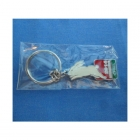 2014 South Sydney Rabbitohs NRL Member Keyring Badge