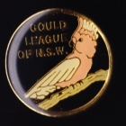 1985 Gould League NSW Badge Pin