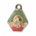 1974 South Sydney Leagues Club Associate Member Badge