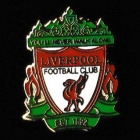 Liverpool EPL Pin Badge