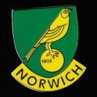 Norwich EPL Pin Badge