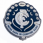 2016 Carlton Blues AFL Logo Trofe Pin Badge