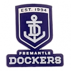 2016 Fremantle Dockers AFL Logo Trofe Pin Badge