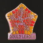 2014 Gould League Victoria Member Badge Pin