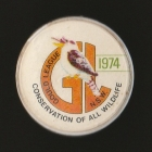 1974 Gould League NSW Member Badge