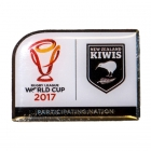 2017 New Zealand RLWC Trofe Pin Badge