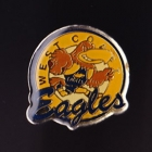 1990s West Coast Eagles AFL ASM Pin Badge