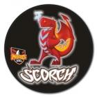 2010 St George Illawarra Dragons NRL Mascot SS Button Badge