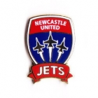 2005 Newcastle Jets A-League Trofe Pin Badge