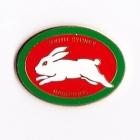 2002 South Sydney Rabbitohs NRL Logo Trofe Pin Badge