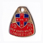1976 NSW Leagues Club Member Badge