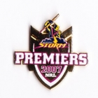 2007 Melbourne Storm NRL Premiers Pin Badge