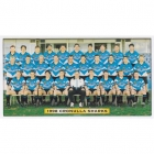 1998 Cronulla Sutherland Sharks NRL Daily Telegraph Team Photo