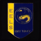 2011 Parramatta Eels NRL Year Established Away Pin Badge