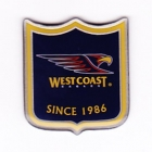 2009 West Coast Eagles AFL LE Pin Badge