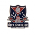 2011 Melbourne Demons AFL Logo Trofe Pin Badge