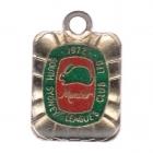 1972 South Sydney Leagues Club Member Badge