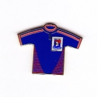 2005 Newcastle Knights NRL Jersey Trofe Pin Badge