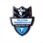 2011 NRL Grand Final Telstra Premiership Pin Badge