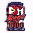2007 Sydney Roosters NRL 1000 First Grade Wins Pin Badge