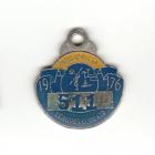 1976 Parramatta Leagues Club Member Badge