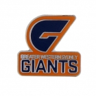 2011 Greater Western Sydney Giants AFL Logo Trofe Pin Badge