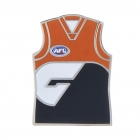 2011 Greater Western Sydney Giants AFL Jersey Trofe Pin Badge