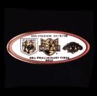 2010 NRL Preliminary Final Dragons v Tigers Pin Badge d