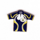 2005 North Queensland Cowboys NRL Jersey Trofe Pin Badge