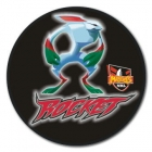 2010 South Sydney Rabbitohs NRL Mascot SS Button Badge