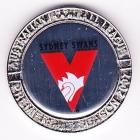 2007 Sydney Swans AFL Medallion