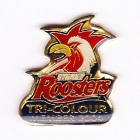 2004 Sydney Roosters NRL Member Pin Badge