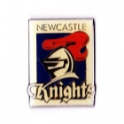 1998 Newcastle Knights NRL AJ Parkes Pin Badge