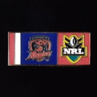 2010 Sydney Roosters NRL Away Pin Badge
