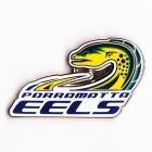 2004 Parramatta Eels NRL Logo Trofe Pin Badge