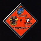 2002 WCC Knights v Bradford Pin Badge n