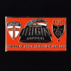 2011 RL Origin Exiles v England Pin Badge