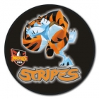2010 Wests Tigers NRL Mascot SS Button Badge