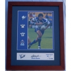 2003 NRL Player Willie Mason Signed Pin Badge Set No 65