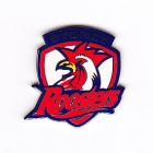 2002 Sydney Roosters NRL Logo Trofe Pin Badge