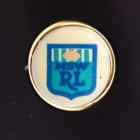 1992 NSW NSWRL Billy Tea Pin Badge