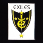 2011 RL Origin Exiles Pin Badge