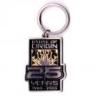 2005 QLD State of Origin 25 Years Keyring Badge
