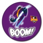 2010 Melbourne Storm NRL Mascot SS Button Badge