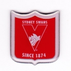 2009 Sydney Swans AFL LE Pin Badge