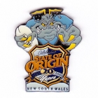 2000 NSW State of Origin Celebrating 20 Years Pin Badge